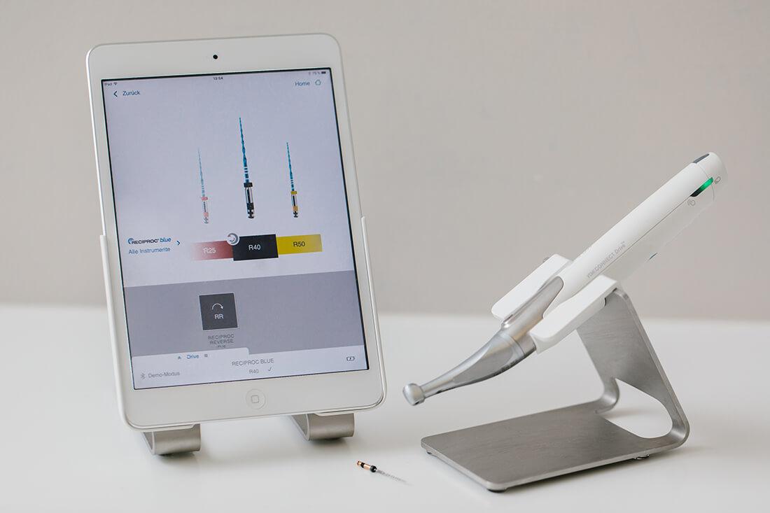 Geräte der Praxis - Gemeinschaftspraxis Bittelmeyer und Deister - Zahnarzt München