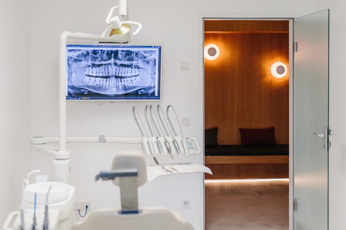 Digitales Röntgen - Leistungen von Zahnarzt Bittelmeyer und Zahnärztin Deister - Zahnarzt München
