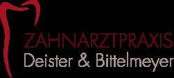 Zahnärztliche Gemeinschaftspraxis Susanne Deister und Ralph Bittelmeyer, Giesing – München Logo